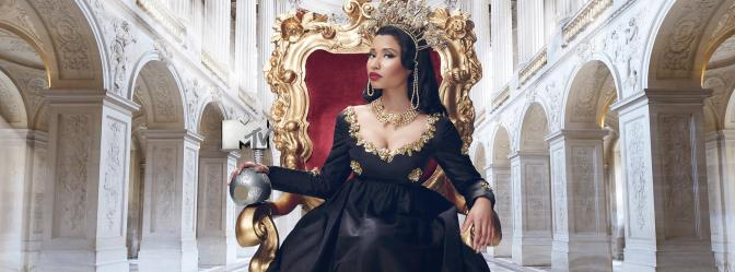 Nicki Minaj – Bed Of Lies ft Skylar Grey ( live – Download )